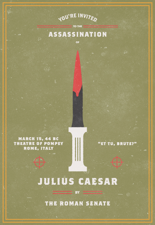 nuncalosabre.Invitation to an assassination - Evan Stremke