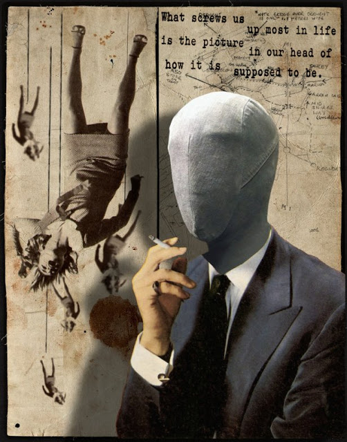 nuncalosabre.Collages - Franz Falckenhaus