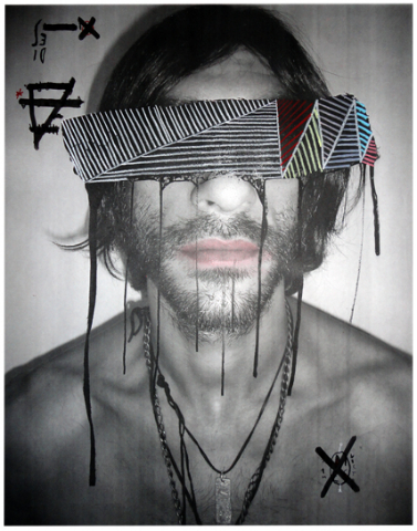 nuncalosabre.Collages Underground - Víctor Antonio