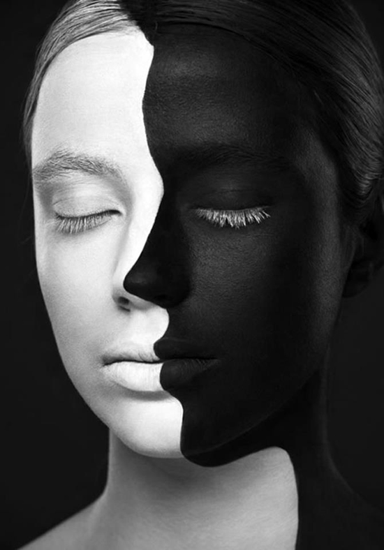 Black & White Faces – Alexander Khokhlov