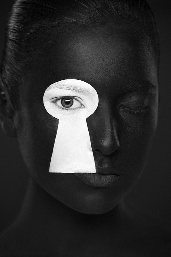 nuncalosabre.Black & White Faces - Alexander Khokhlov