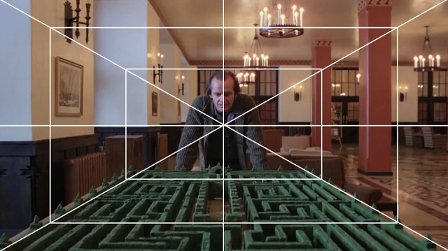 Stanley Kubrick: One Point Perspective
