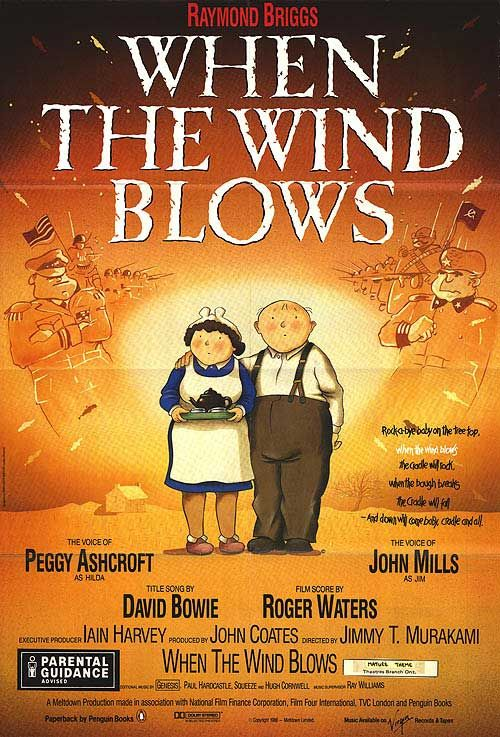 When The Wind Blows – Jimmy T. Murakami, 1986