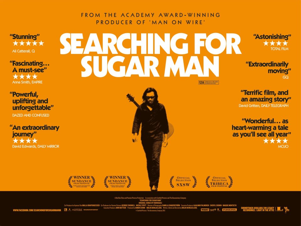 nuncalosabre. Searching for Sugar Man