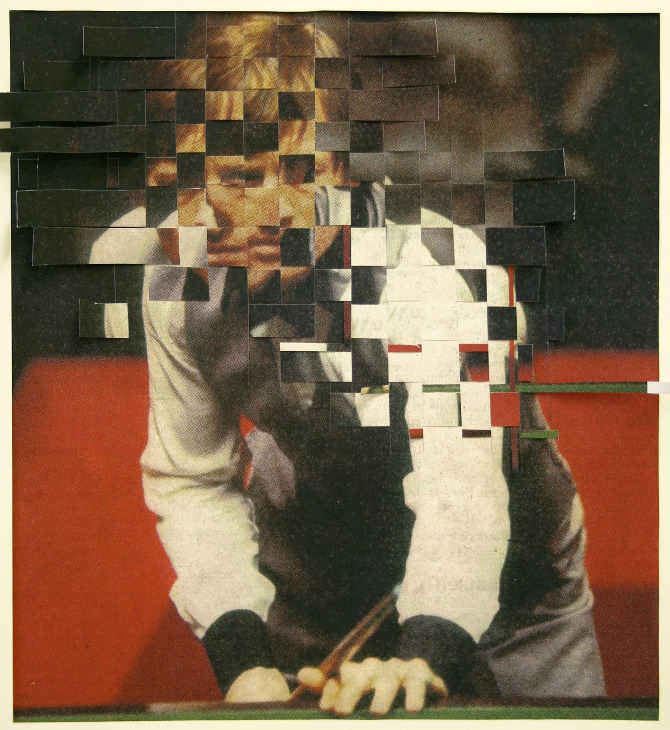 nuncalosabre.Collages - Tintin Cooper