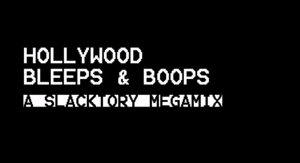 nuncalosabre. Hollywood Bleeps and Bloops, A Song Made From Computer Sounds in Film & TV