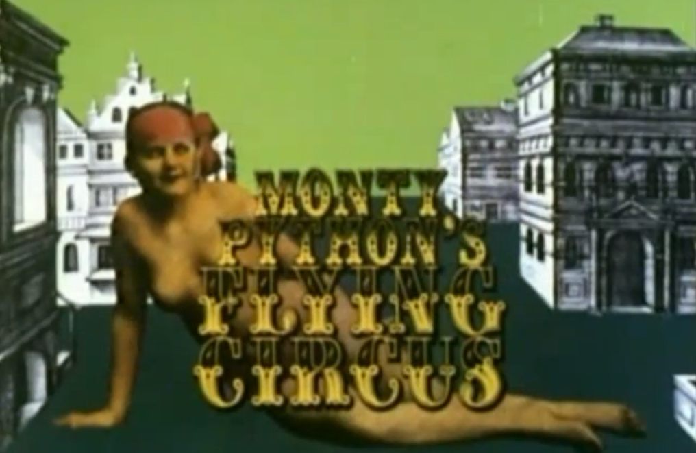 Terry Gilliam's Monty Python Animations