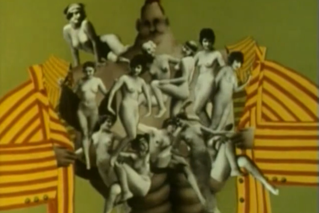 nuncalosabre. Terry Gilliam's Monty Python Animations