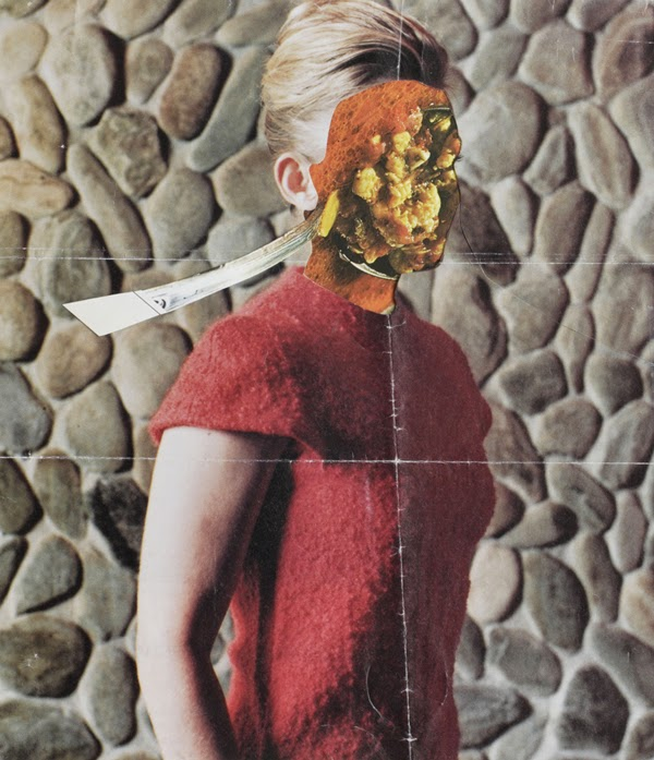 Collages | Chantal Rens