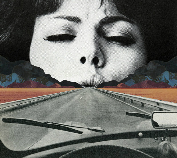 Retro-Collages | © Sammy Slabbinck