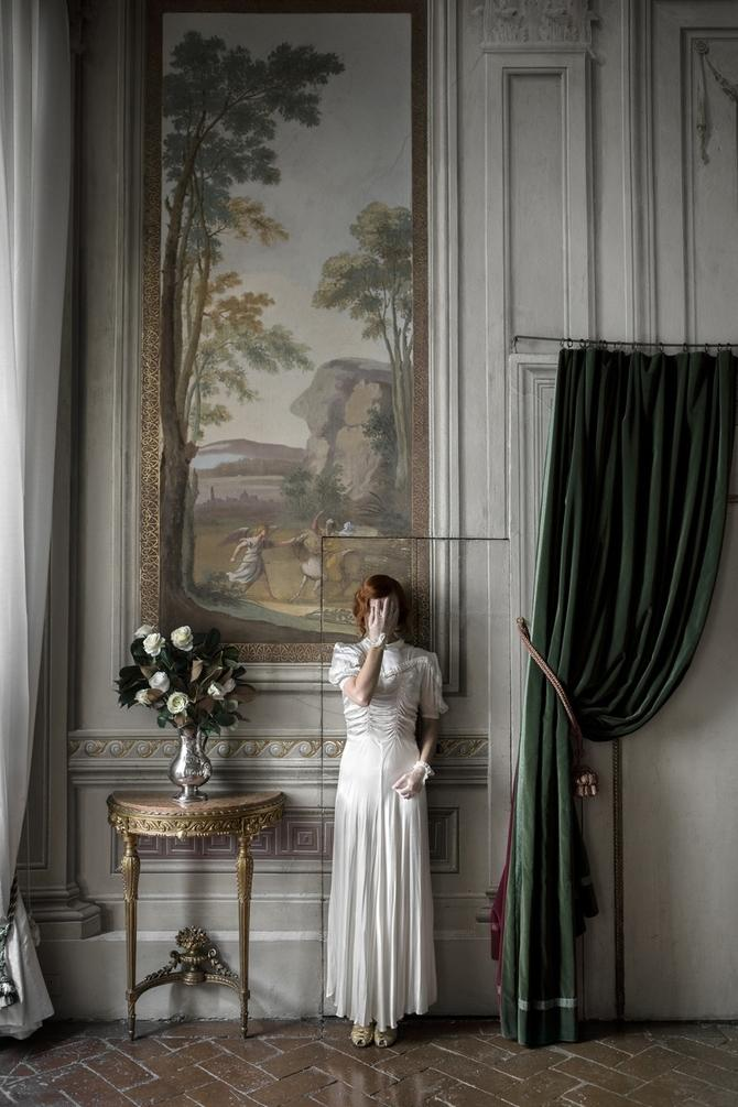 © Anja Niemi - The Woman Who Never Existed | 05-Intermission