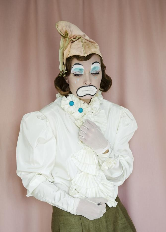 © Anja Niemi - The Woman Who Never Existed | 11-The-Crying-Circus