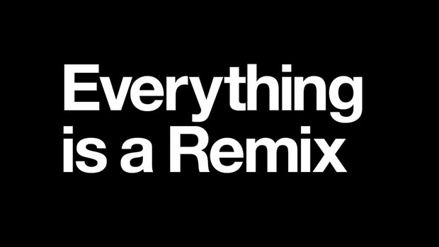 Everything is a Remix | Kirby Ferguson