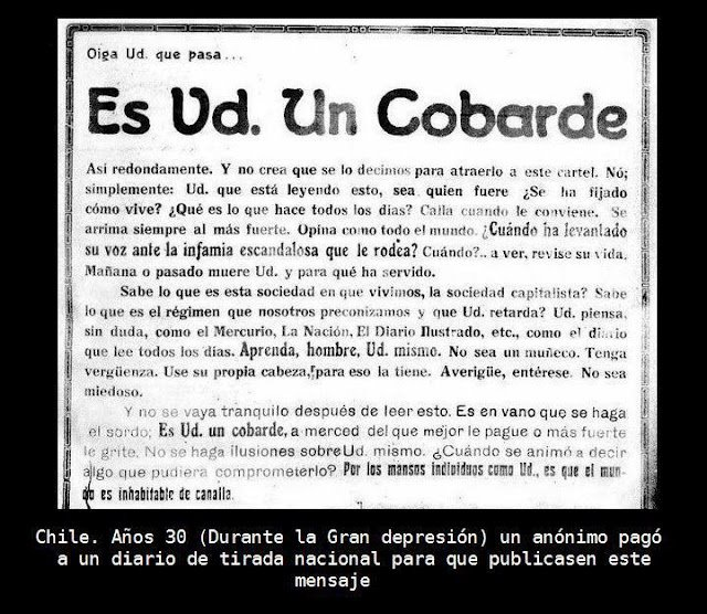 Anonymous, años 30